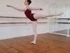 Hazel, admise à l'École Nationale de Danse de Marseille à la rentrée 2021